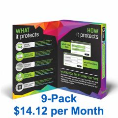StrikeForce GuardedID and MobileTrust Monthly 9-Pack